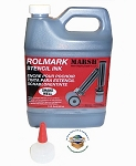 Black RolMark Ink - Quart