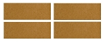 6X24 Genuine .015 Natural Stencil OilBoard