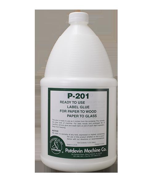 P201 Adhesive One Gallon