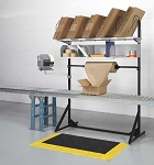 Over Conveyor Packing Stand