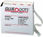 Glue Dots® - Rolls of 4,000 Dots