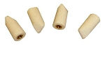 F8 Chisel Replacement Tips - 4 Pack
