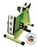 TAL-250M Manual Crank Handle Label Dispenser