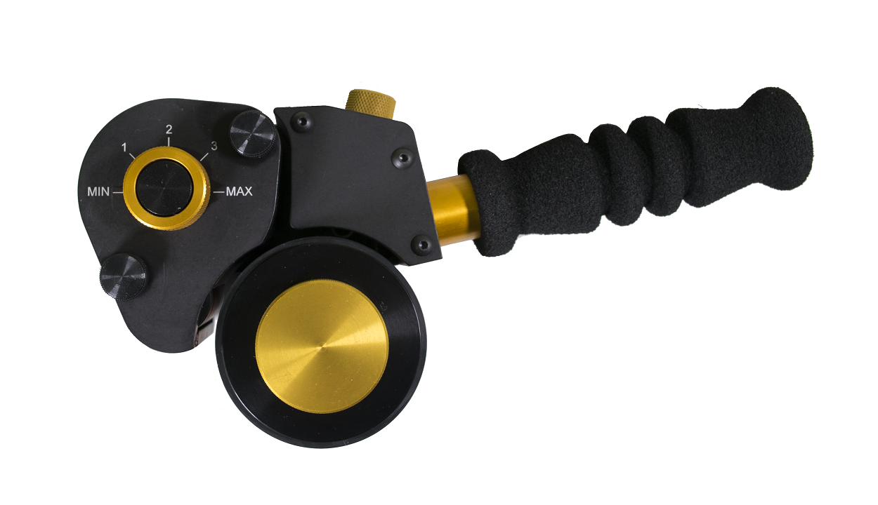 Non Porous Indexing Hand Roller Coder