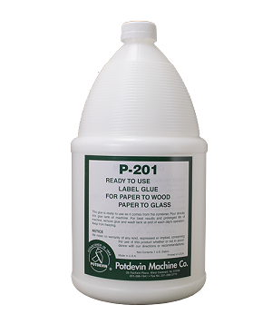 P201 Adhesive - One Gallon